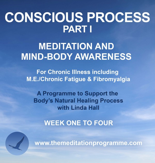 Conscious Process Part 1 – Support Programme for Chronic Illness